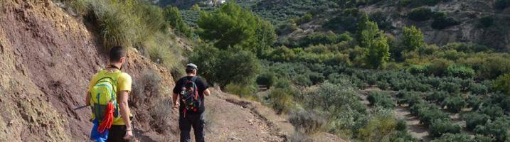 PLAZAS AGOTADAS para la ruta de navidad entre Carchelejo a Cambil (GR7)