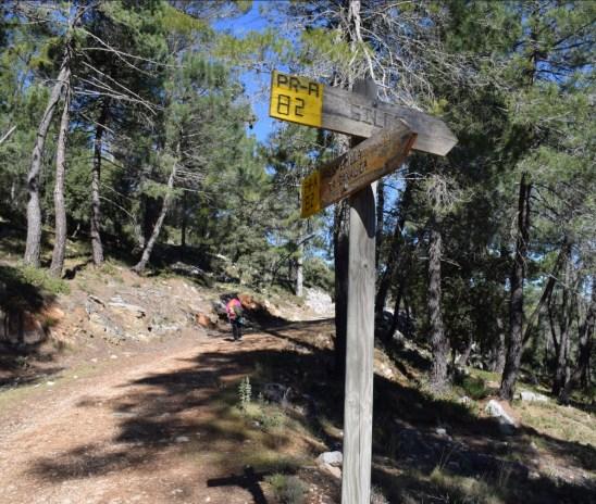Se abre la inscripción para la ruta especial por la mujer senderista por Siles, el 3 de marzo