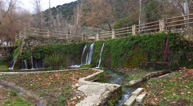 Se abre la inscripción para la ruta del agua por Arbuniel, para el Domingo de Ramos con el Club A 5 Leguas