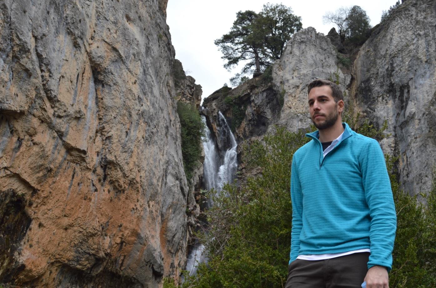 Francisco Castellano «Cuando decidamos hacer una ruta es importante saber nuestras condiciones físicas para poder hacerla»
