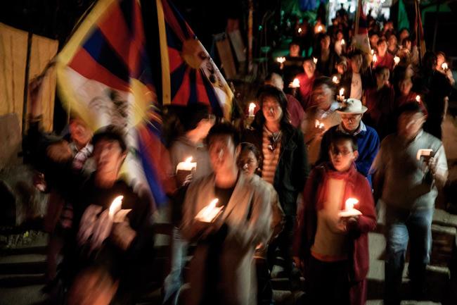 dharamsala, Dalai Lama
