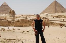 el cairo pirámides