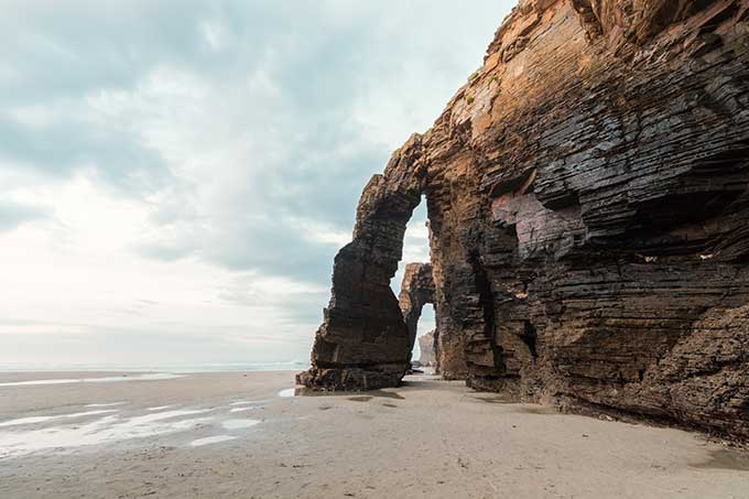 galicia-beach-of-the-cathedrals-in-lugo-spain