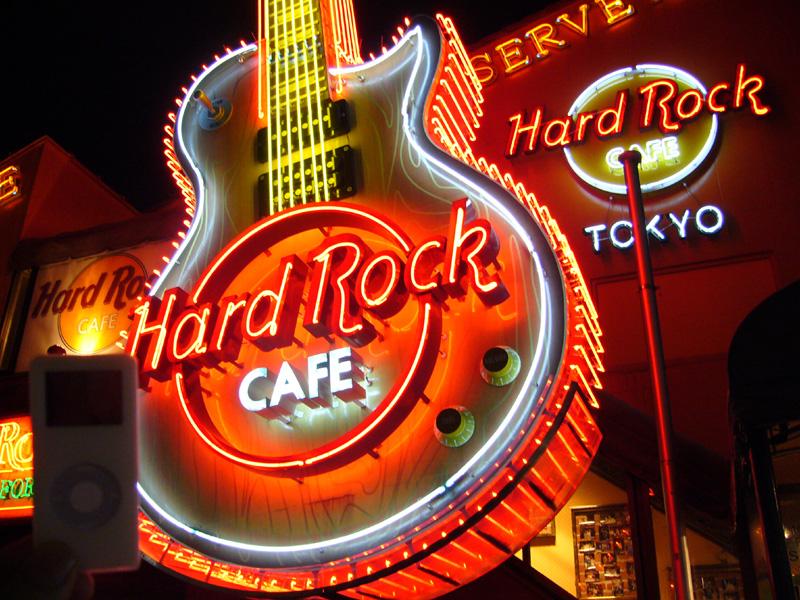 HardRockCafeTokyo