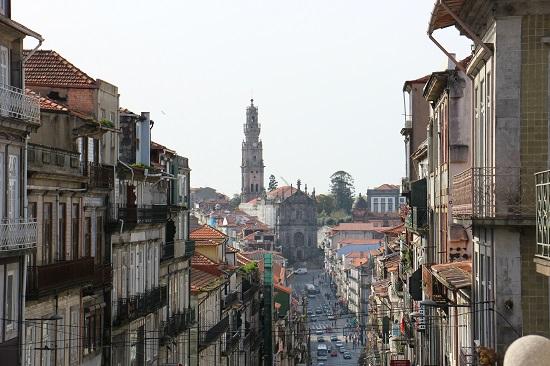 Oporto - Torre de los Clerigos