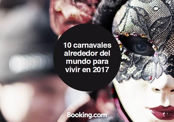 10 carnavales para perderte en ellos