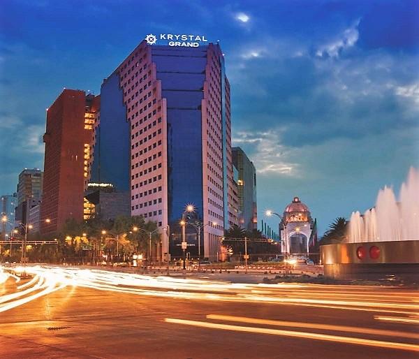 Hotel Krystal Grand Reforma Uno - Google Maps
