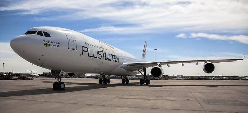 A340_PLUS_ULTRA_LINEAS_AEREAS