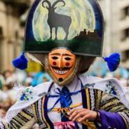 """Descubre el """"entroido"""" gallego, un carnaval diferente"""