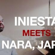 Turismo de Japón y Rakuten lanzan una campaña con Iniesta