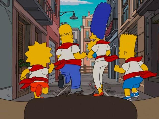 Viaja con Los Simpson en su 30º aniversario