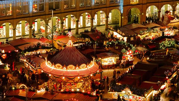 8 mercados navideños de cuento de hadas 2019