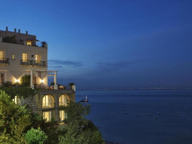 Dónde alojarse en Capri sin ser Heidi Klum y Tom Kaulitz