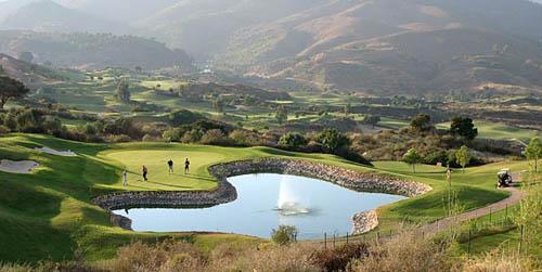 Los mejores destinos de golf en España