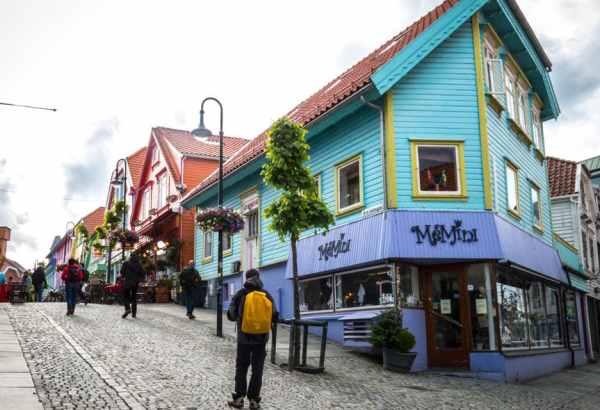 Calle Ovre Holmgate