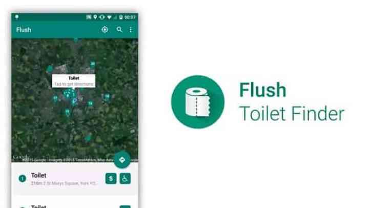 flush app