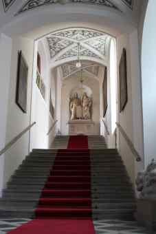 Palacio Arzobispal escalera