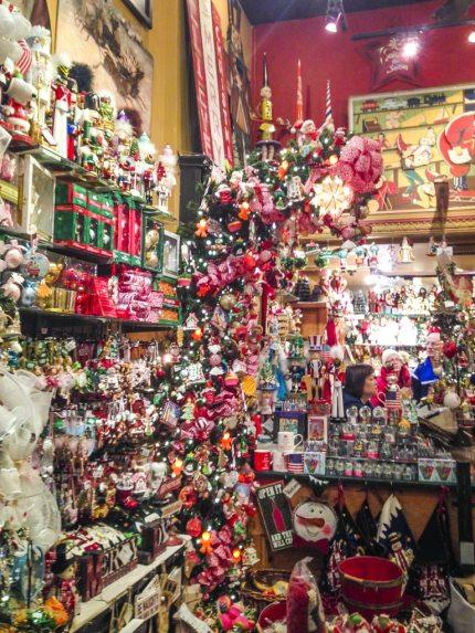 Tienda Navidad NY-1