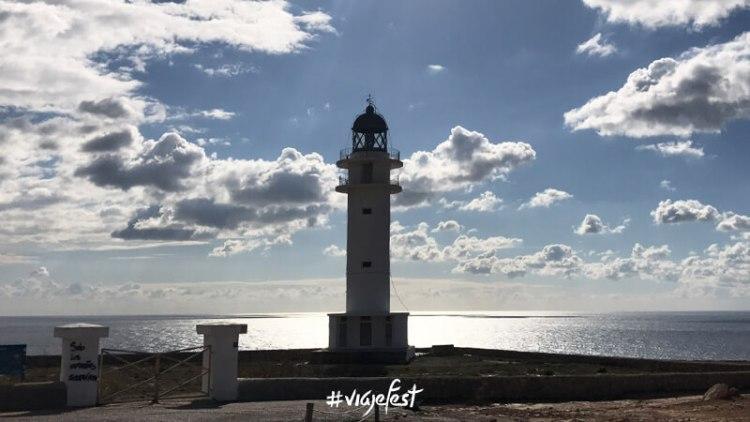 Formentera, la isla más pequeña de las Baleares en España.