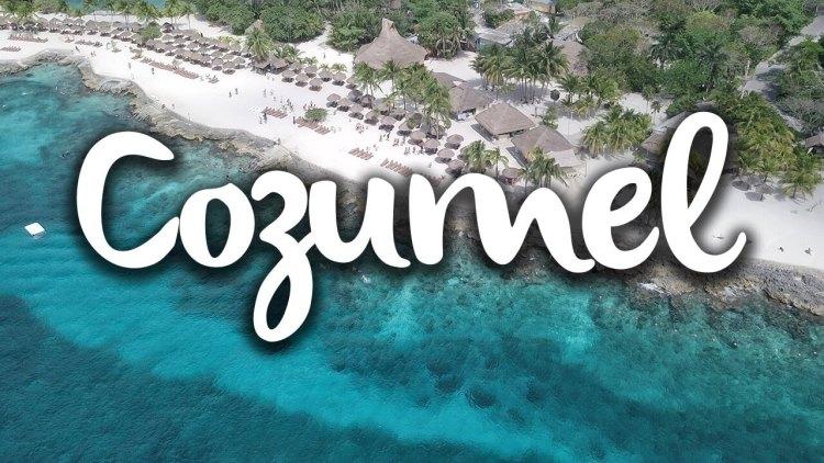 Visita la hermosa isla de Cozumel, Quintana Roo libre de sargazo
