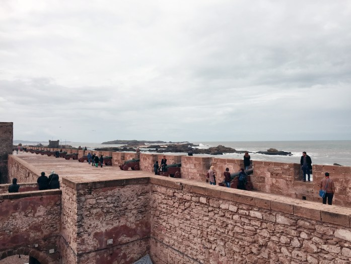 Ramparts at Essaouira