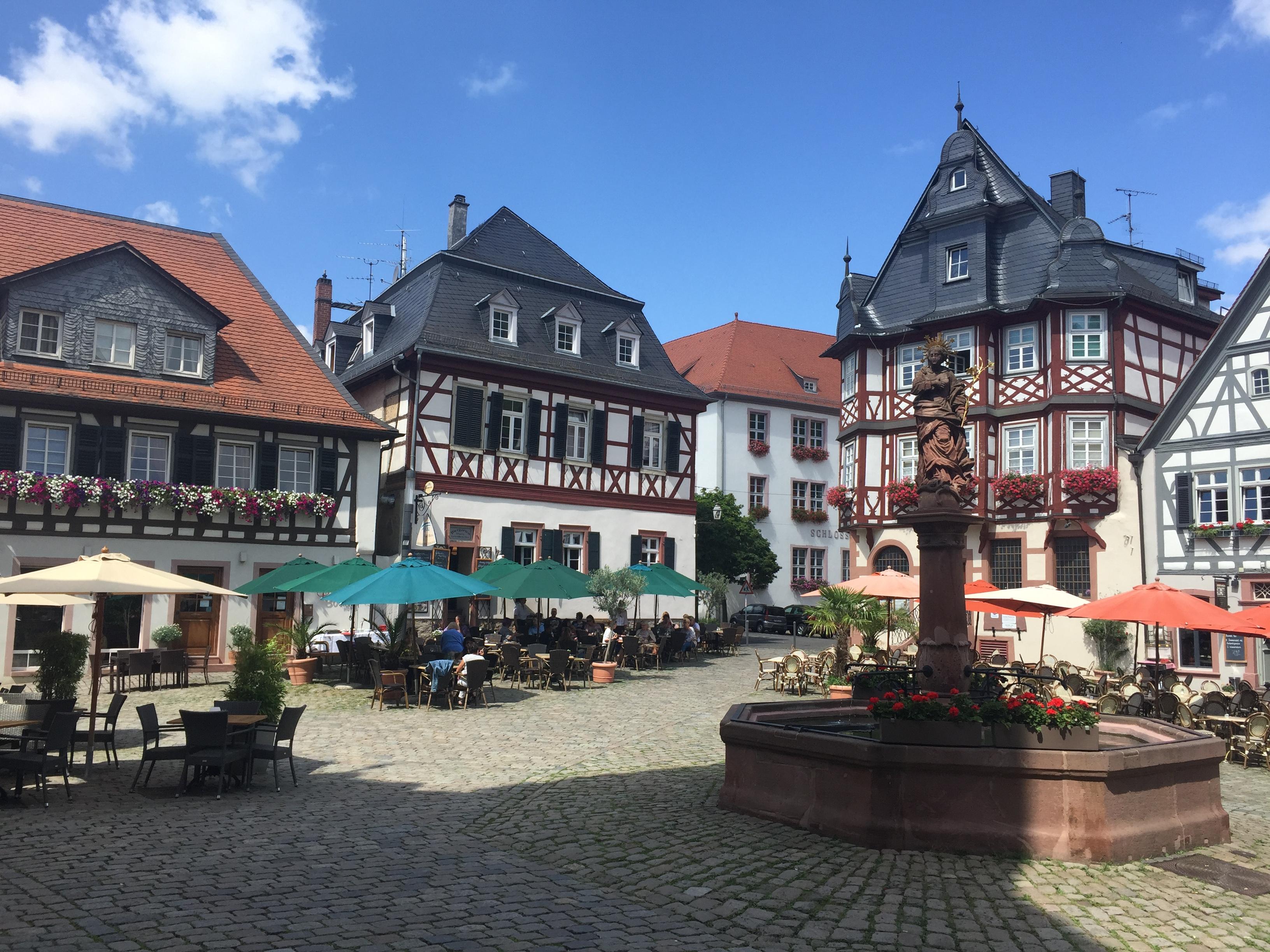 Heppenheim, Alemania