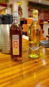 Cerveza y licor Chino