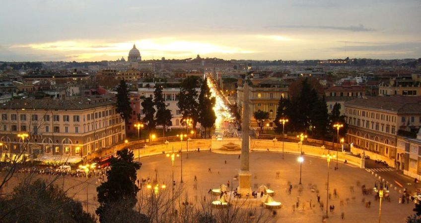 Image result for pincio rome