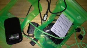 Gadgets de wifi2go