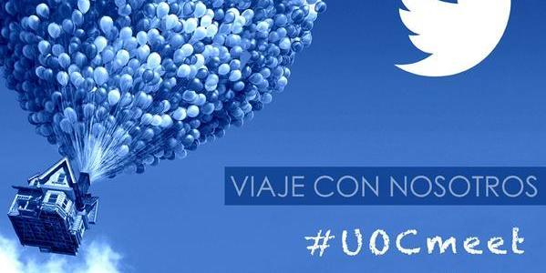 Participando en el evento #UOCMeet sobre Turismo 2.0 y viajeros digitales