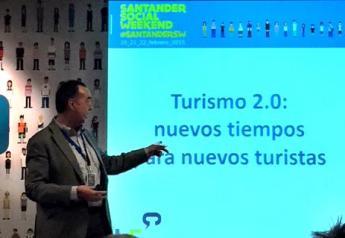 #SantanderSW: charla sobre viajeros digitales y Turismo 2.0
