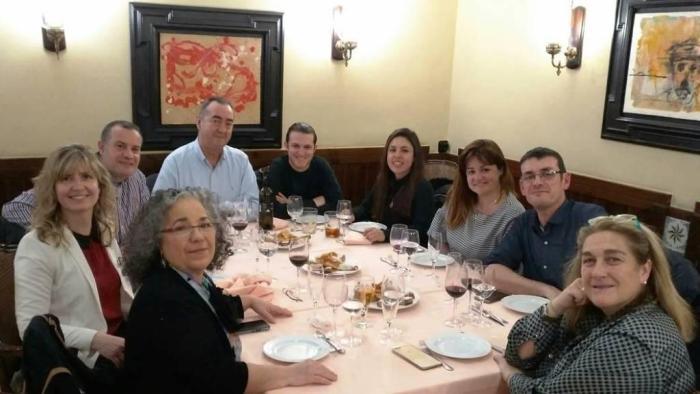 Foto de familia en Casa Darío - Cortesía de Celia Hil