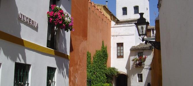Judería de Sevilla. Barrio de Santa Cruz