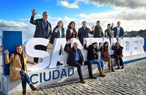 Embajadores de Santander
