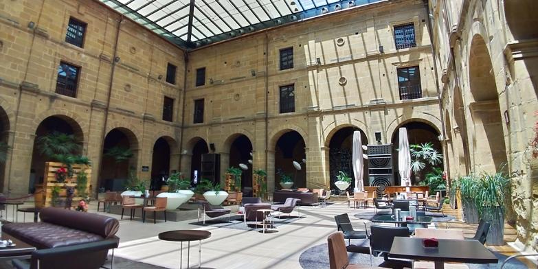 Hotel Los Agustinos - patio central