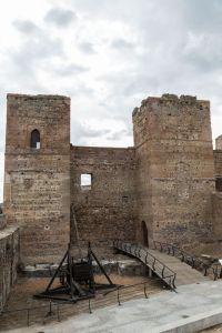 Castillo de Buitrago de Lozoya, Madrid.