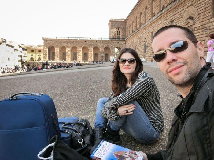 Danny y yo. Florencia