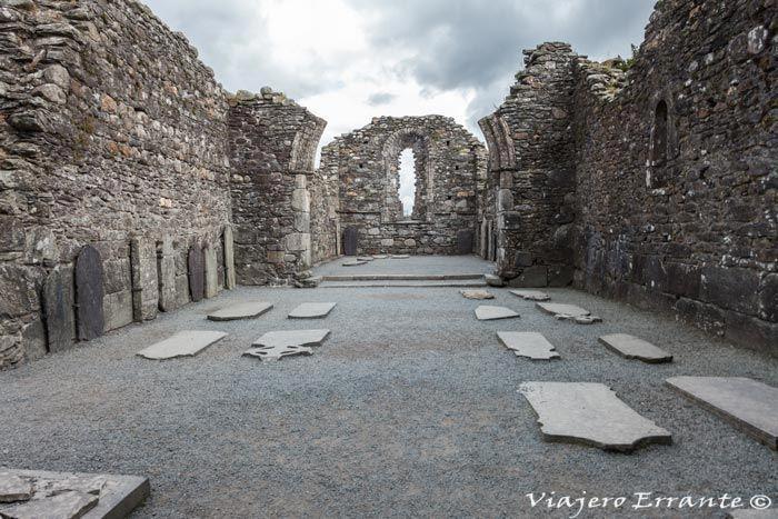 Excursiones desde Dublín, Glendalough.