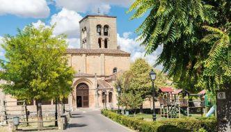 Sepulveda, Iglesia Nuestra Señora de la Peña