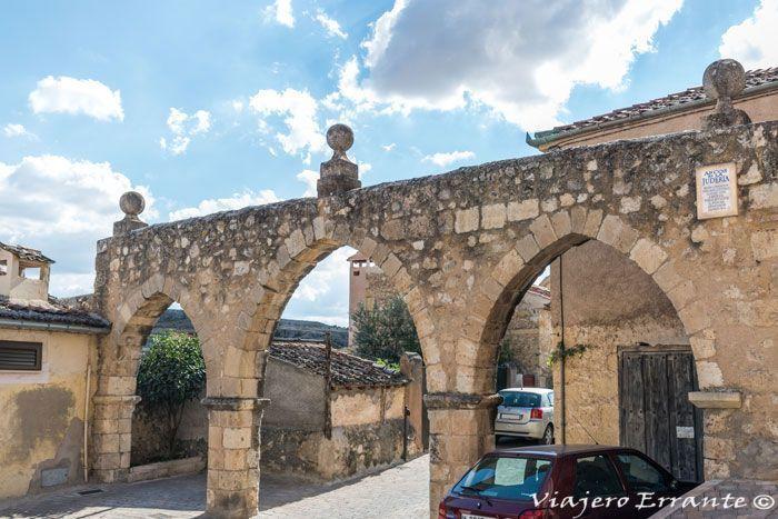 Arcos de la Judería, Sepúlveda.