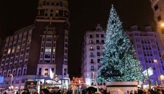 Navidad en Madrid, 2014.