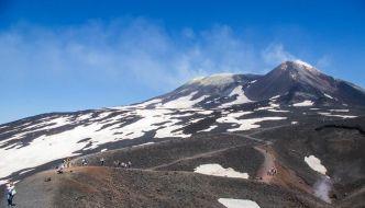 Monte Etna y Ortigia. Visitando Sicilia.