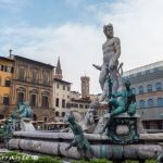 Piazza della Signoria en Florencia. Un museo al aire libre.