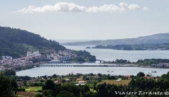 Puentedeume en La Coruña, una villa con encanto.