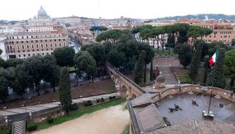 Cinco leyendas de Roma.