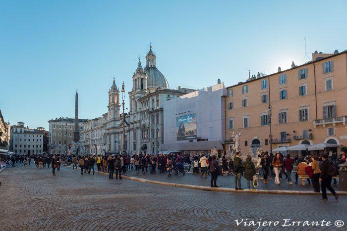 lugares para visitar en roma