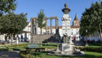 """Ciudades de Portugal, Évora la """"Ciudad-Museo""""."""