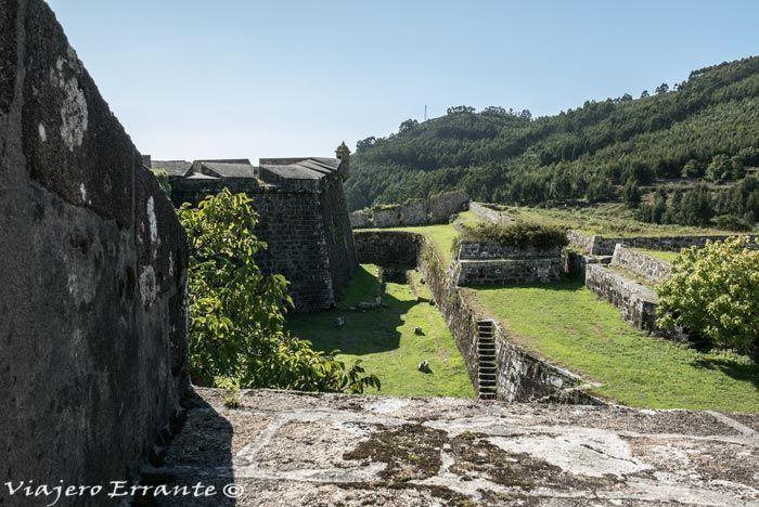 castillo de san felipe ferrol
