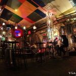 """""""Ruin bar"""" más famoso de Budapest, Szimpla Kert."""