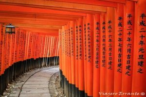 Fushimi Inari. El santuario de los 1000 torii.